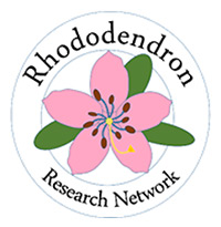 Rhododendron Research Network Logo